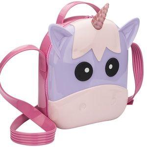 Mini Melissa unicorn bag